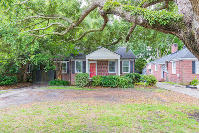 Charleston Single Family Home For Sale: 643 Savannah Highway