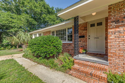 Isle Of Palms SC Single Family Home For Sale: $749,000