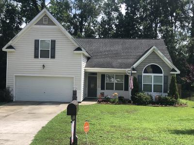 Summerville Single Family Home Contingent: 218 E Edgefield Drive