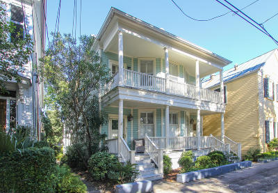 Charleston Attached For Sale: 57 Legare Street #B