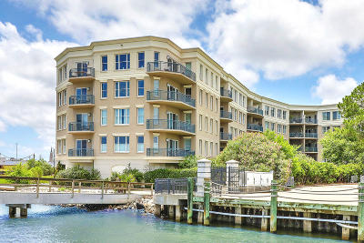 Charleston Attached For Sale: 2 Wharfside Street #5-E