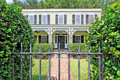 Charleston Single Family Home For Sale: 31 Savage Street