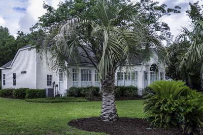 Pawleys Island Single Family Home For Sale: 95 Boatmen Drive
