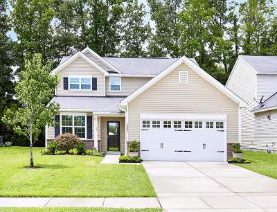 Charleston Single Family Home For Sale: 1885 Cornsilk Drive