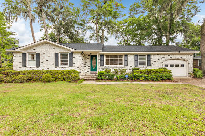 North Charleston Single Family Home For Sale: 5310 Helene Drive