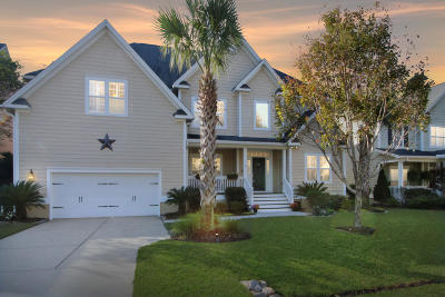 Charleston Single Family Home For Sale: 991 Hunt Club Run