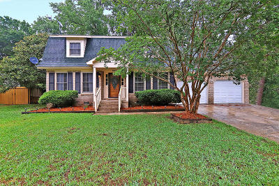 Charleston Single Family Home For Sale: 1643 Sulgrave Road
