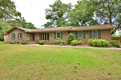 Charleston Single Family Home For Sale: 1104 Harbor View Road