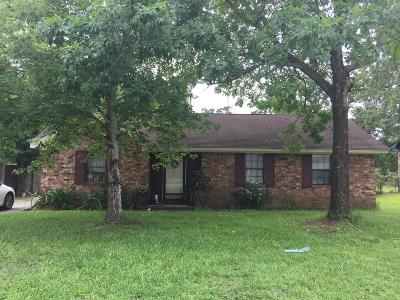 Goose Creek Single Family Home For Sale: 5 Clarksville Lane