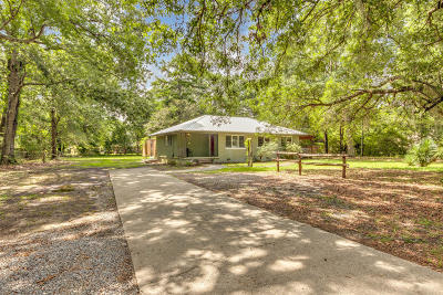 Charleston Single Family Home For Sale: 1950 Old Parsonage Road