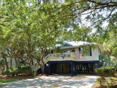 Edisto Island SC Single Family Home Contingent: $389,500