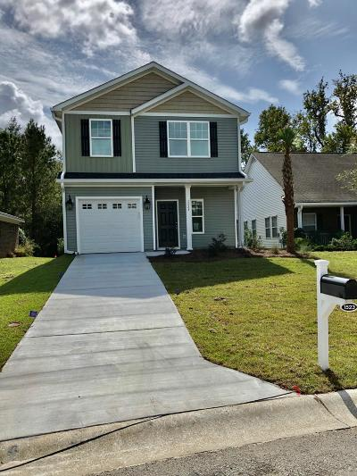 Johns Island Single Family Home For Sale: 1523 Royal Colony Road