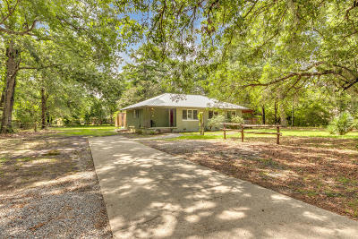 Charleston Multi Family Home Contingent: 1950 Old Parsonage Road