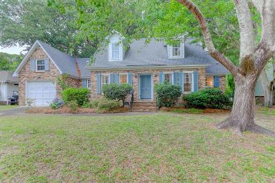 Mount Pleasant Single Family Home For Sale: 514 Old Bridge Court