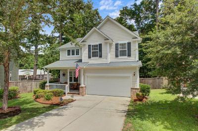 North Charleston Single Family Home Contingent: 5338 Apollo Court