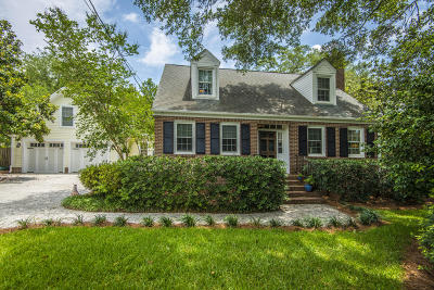 Mount Pleasant Single Family Home For Sale: 1023 Lakeview Drive