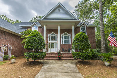 North Charleston Single Family Home For Sale: 4210 Sweet Gum Crossing