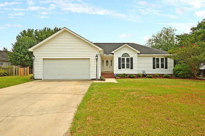 Moncks Corner Single Family Home For Sale: 505 Willowlakes Drive