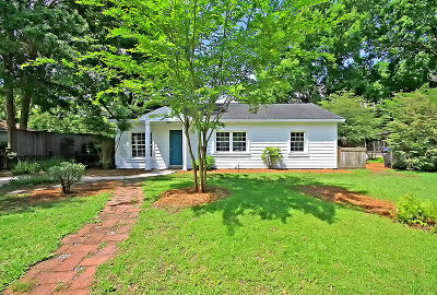 Mount Pleasant Single Family Home For Sale: 1469 Goblet Avenue