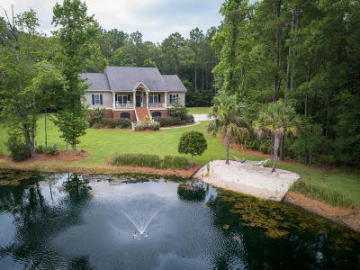Johns Island Single Family Home For Sale: 2306 Turkey Hill Road