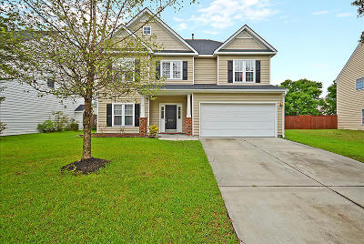 Summerville Single Family Home For Sale: 5215 McGregor Downs Ct
