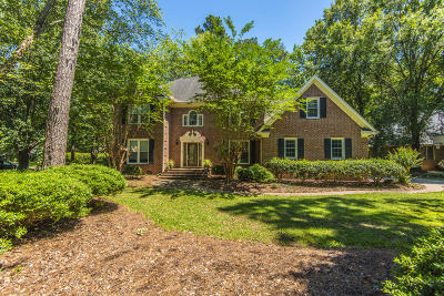 Summerville Single Family Home For Sale: 121 Delaney Circle