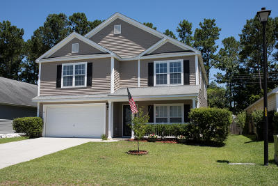 Moncks Corner Single Family Home For Sale: 192 Emerald Isle Drive