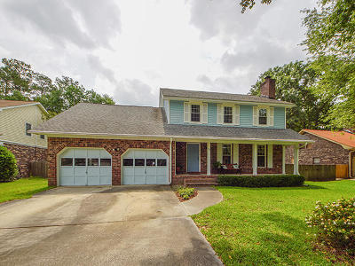 Summerville Single Family Home For Sale: 114 Blake Drive