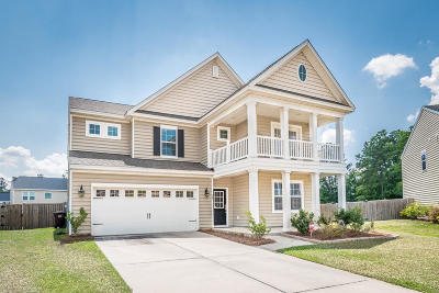 Moncks Corner Single Family Home For Sale: 203 Lab Court