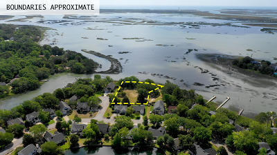 Charleston Residential Lots & Land For Sale: 1154 Tidal View Lane
