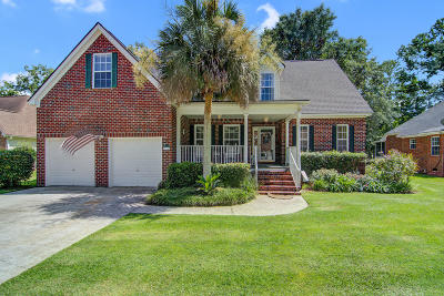 Berkeley County Single Family Home For Sale: 114 Spalding Circle