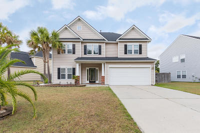Summerville Single Family Home For Sale: 5232 Lenora Drive