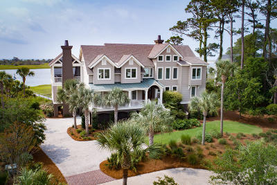 Johns Island SC Single Family Home For Sale: $3,200,000