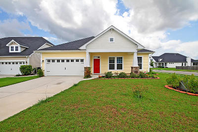 Moncks Corner Single Family Home For Sale: 307 Fox Ridge Lane