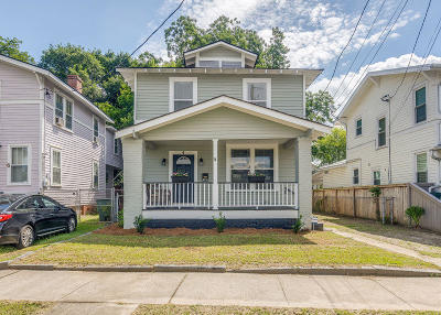 Charleston Single Family Home Contingent: 4 Parkwood Avenue