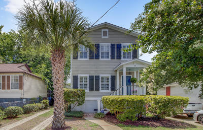 Charleston Single Family Home For Sale: 9 Larnes Street