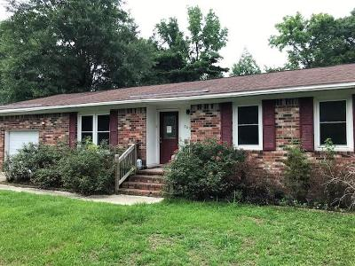 Single Family Home For Sale: 205 Pelican Street