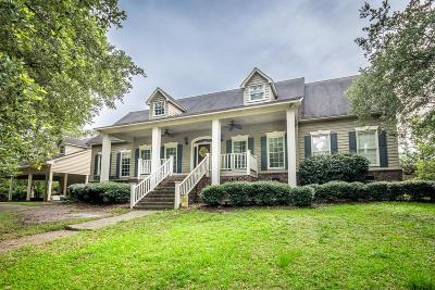 Walterboro Single Family Home For Sale: 10 Dogwood Lane