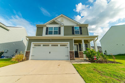 Moncks Corner Single Family Home For Sale: 206 Weeping Cypress Drive