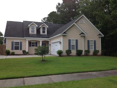 North Charleston Single Family Home For Sale: 7718 Desoto Drive
