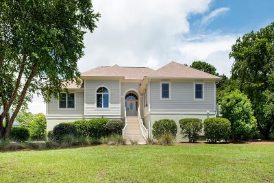 Johns Island Single Family Home For Sale: 4359 Hope Plantation Drive Drive