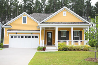 Summerville Single Family Home For Sale: 275 Calm Water Way