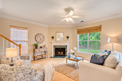 Grand Oaks Plantation Single Family Home For Sale: 474 Hainesworth Drive