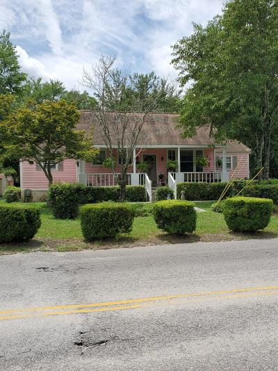 Summerville Single Family Home For Sale: 208 E 3rd North Street