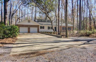 Charleston County Single Family Home For Sale: 6340 Shilelagh Oaks Parkway