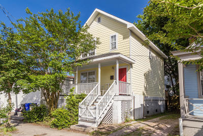 Single Family Home For Sale: 351 Huger Street