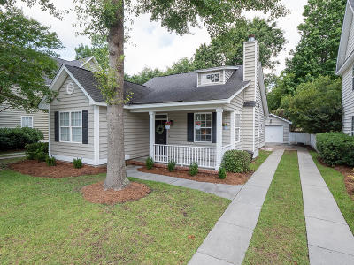 Mount Pleasant Single Family Home For Sale: 1221 Laurel Park Trail