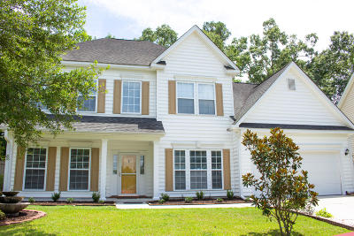 Summerville Single Family Home For Sale: 5203 Stonewall Drive