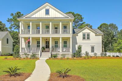 Mount Pleasant Single Family Home For Sale: 1809 Carolina Park Boulevard