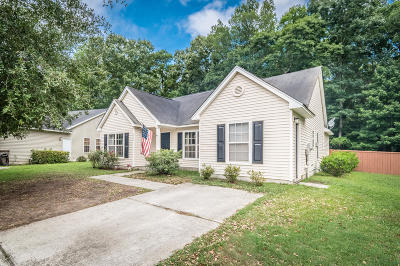Summerville Single Family Home For Sale: 5106 Thornton Drive